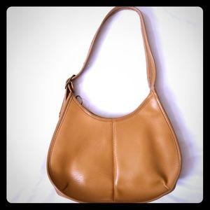 Small Leather Hobo
